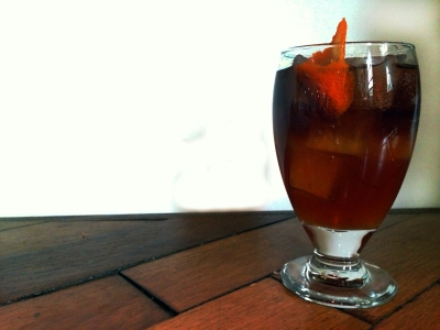 Boozy Chinotto